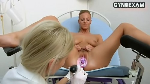 Female Anatomy Vaginal test | naked Gyno test