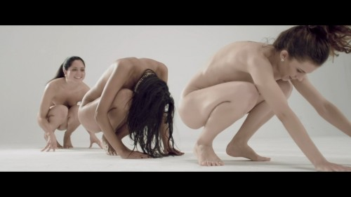 Naked Girls Playing LeapFrog