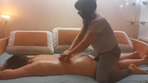 Массаж в домашних условиях без массажного стола Massag at home without a massag table