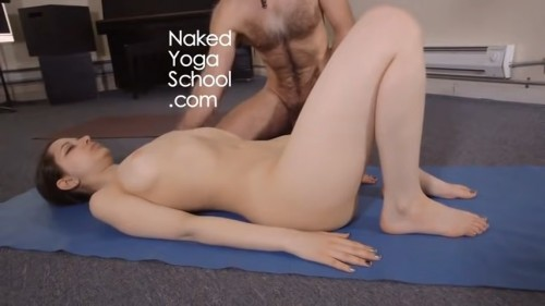 Naked Yoga For Backbone