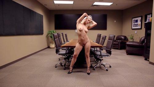 Liz Ashley – The Secretary