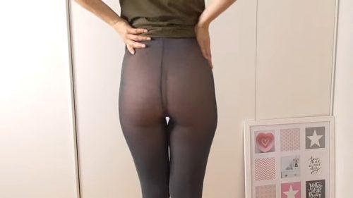 transparent leggings try on haul n3 ❤️  – Mila´s World