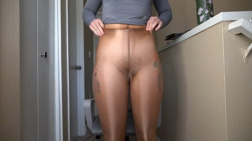 ElegantUp tights try on and review