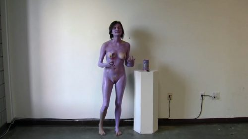 NUDE BEING [5]