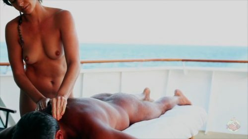 Experience Nude Cruising with Bare Necessities Tour & Travel