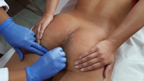 Brazilian Waxing Tutorial Front and Back