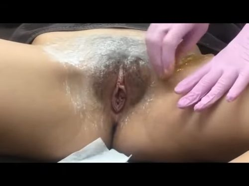 🔥+18 How to do a FULL Waxing Sugaring | Female Educational Video