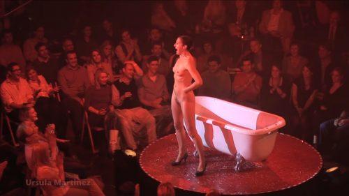 Ursula Martinez, 'Hanky Panky', Magic Striptease – (MA+ Nudity)